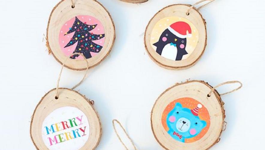 Taller de manualidades navideñas para niños en L'Osteria | Diciembre 2017