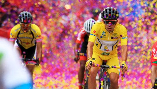 Campeón de la 57 Vuelta Ciclística a Guatemala 2017