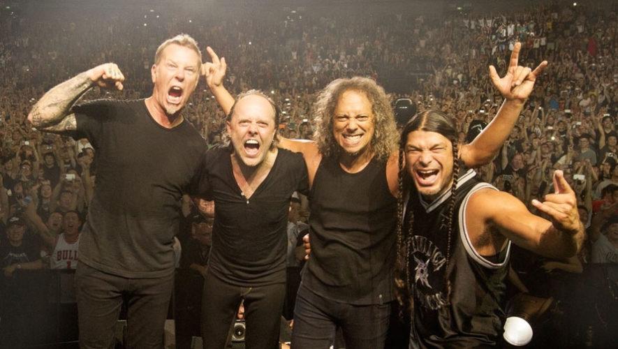 Tributo a Metallica en Rock´ol Vuh | Noviembre 2017