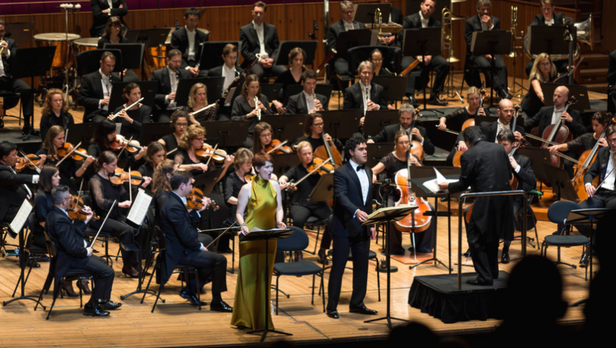 Concierto de Ópera Navideña en Antigua Guatemala   Diciembre 2017