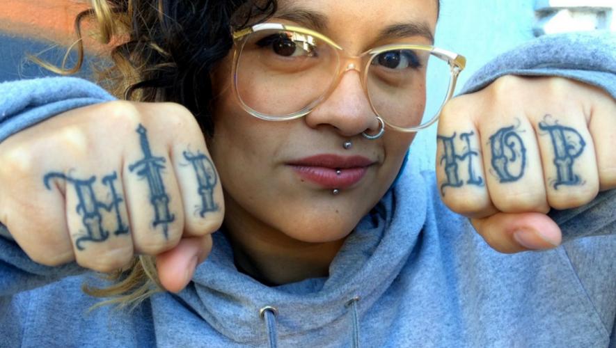 Taller de rap para jóvenes con Rebeca Lane en CCE Guatemala | Diciembre 2017