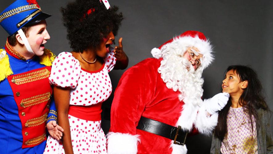 Obra de teatro Santa Claus y el Rapto de los Renos   Diciembre 2017