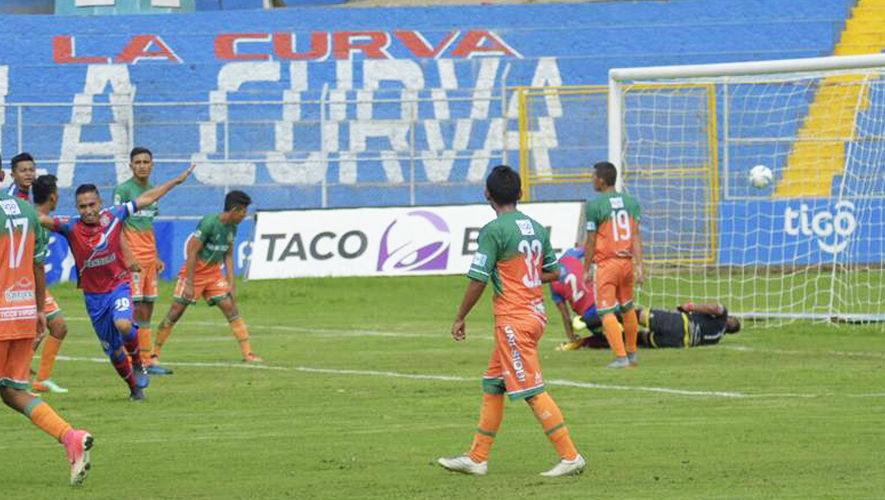 Partido de Siquinalá y Xelajú por el Torneo Apertura | Noviembre 2017