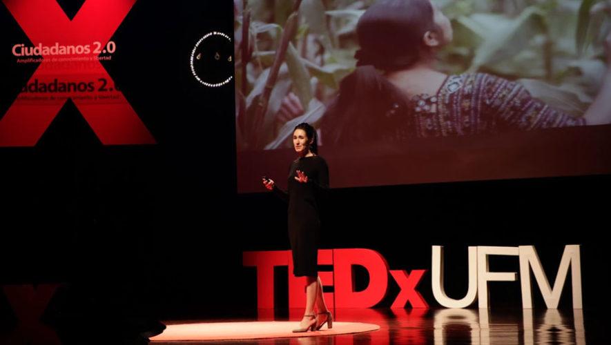 Conferencias TEDxUFM en Guatemala | Noviembre 2017