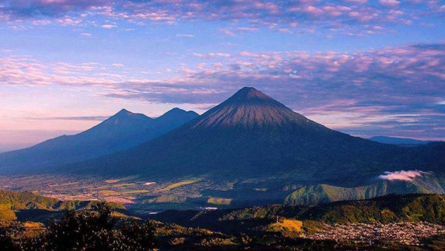 Trilogía: Ascenso a volcanes de Agua, Fuego y Acatenango | Diciembre 2017