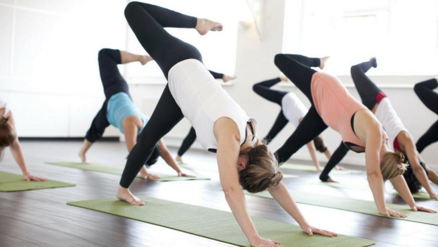 Taller de Yoga para principiantes   Noviembre 2017