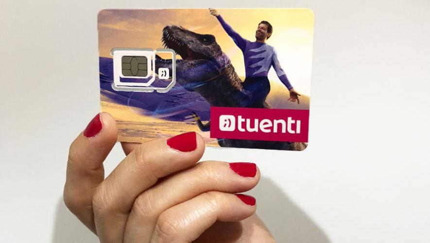 Ahora en Tuenti Guatemala puedes pedir tu chip en línea y lo llevan a tu casa gratis