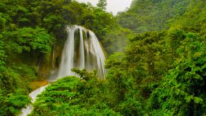 Cascada Chichel (Foto: Las 100 Maravillas de Guatemala)