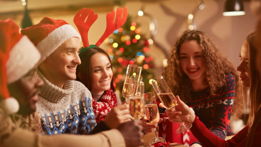Cena familiar de Navidad en Real Intercontinental   Diciembre 2017
