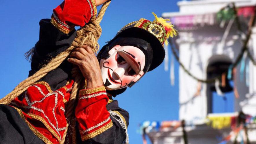 Chichicastenango celebra su fiesta patronal con la Danza del Palo Volador