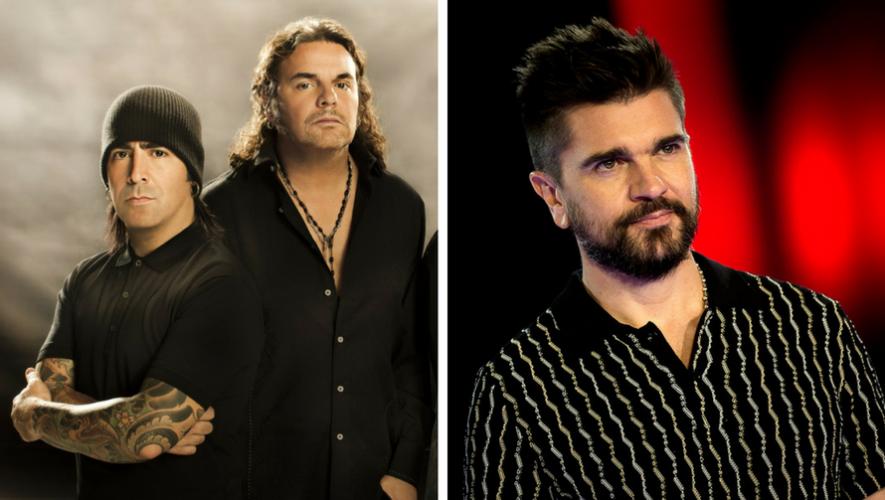 Tributo a Maná y Juanes | Diciembre 2017