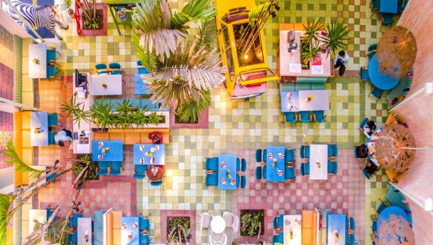 El restaurante guatemalteco más impresionante del mundo, según CNN