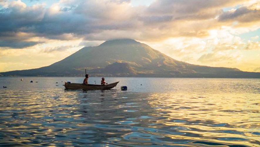 Foto del Lago de Atitlán es publicada en National Geographic