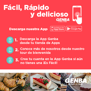 Genba, la aplicación que te permite pedir pan y pasteles a domicilio en Guatemala