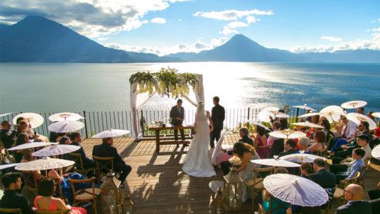 Guatemala es uno de los destinos de boda más impresionantes para el 2018, según Brides