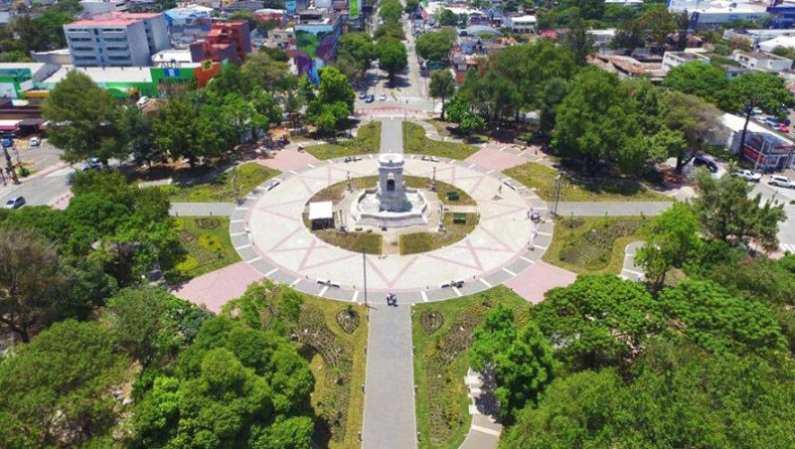 La Plaza España en la Ciudad de Guatemala tendrá Wifi gratis, 2017