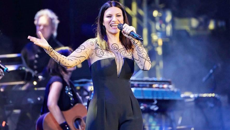 Laura Pausini ofrecerá un concierto en Guatemala