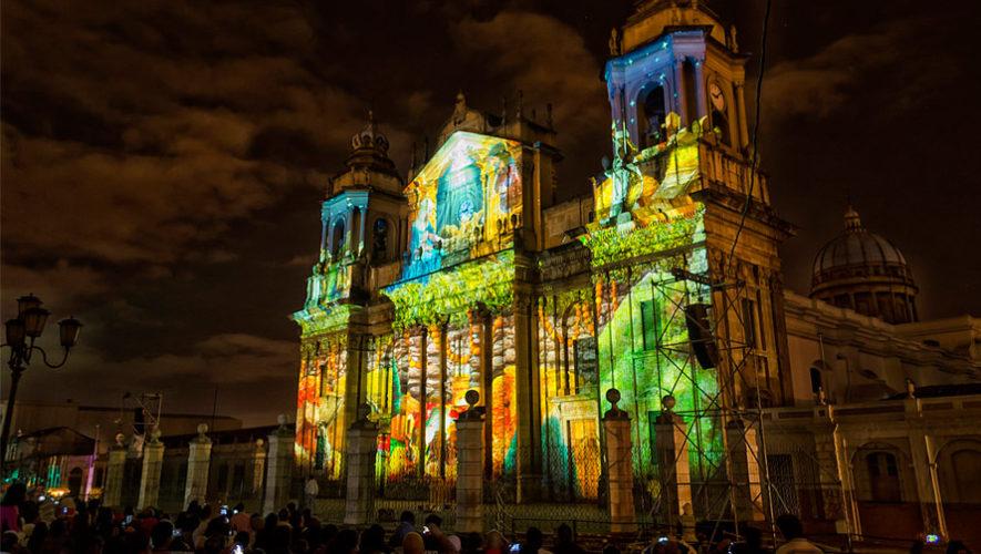 Mapping 2017 Realizarán proyección de luces en la Catedral Metropolitana