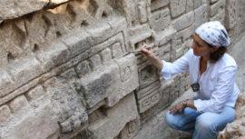 NatGeo resaltó el friso maya que fue descubierto en Guatemala