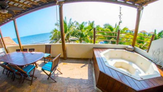 hoteles con vista al mar en Guatemala