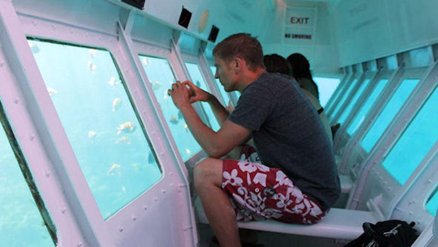 Tour para realizar snuba y paseo por barco acuario | Enero 2018