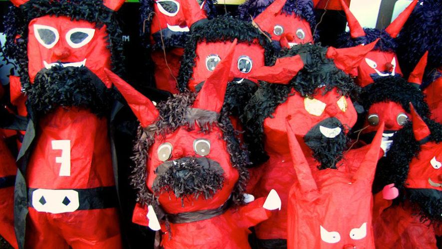 Quema del Diablo Actividades que puedes hacer sin contaminar el medio ambiente