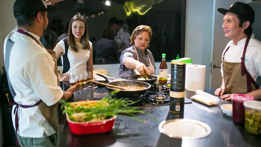 Titi Bruderer, chef guatemalteca destacó por sus platillos en Chile