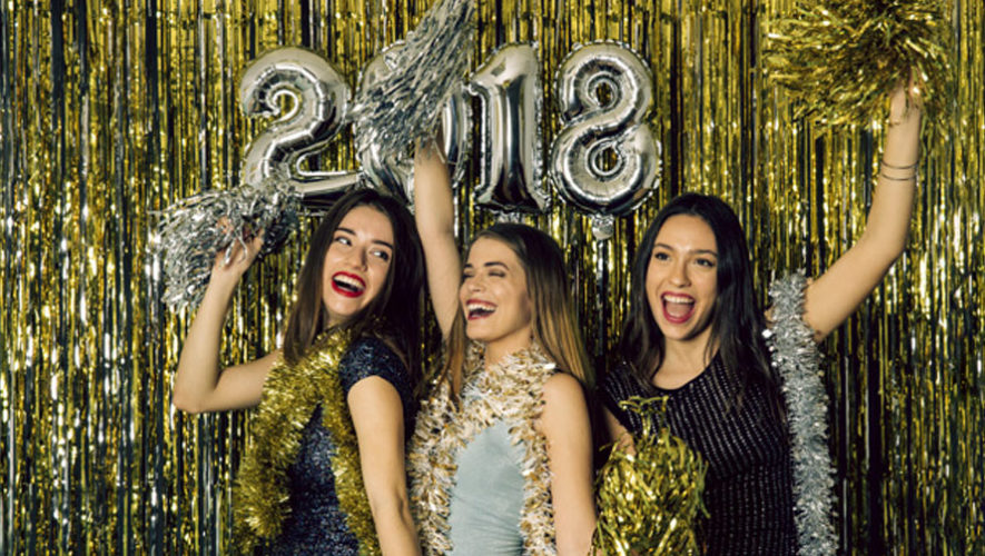 Fiesta de Año Nuevo en Hostal Vagamundo   Diciembre 2017