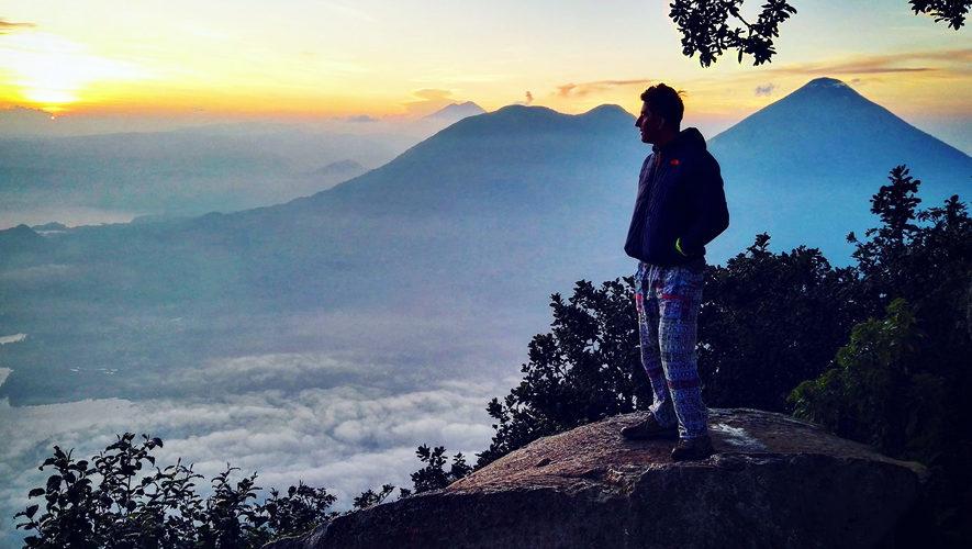 Campamento en volcán San Pedro | Diciembre 2017