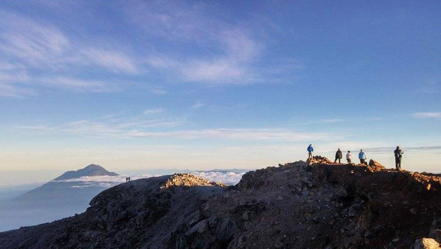 Ruta Sur: Ascenso al volcán Tajumulco | Diciembre 2017