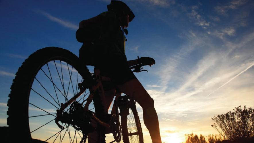Recorrido nocturno en bicicleta para principiantes | Diciembre 2017