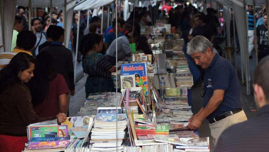 Feria navideña del libro en Paseo de la Sexta | Diciembre 2017