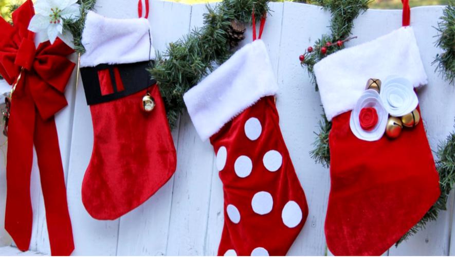 Taller gratuito para decorar botas navideñas | Diciembre 2017
