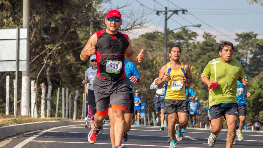 Carrera 10K de Mixco | Marzo 2018