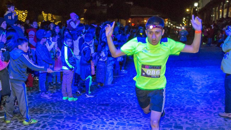 Carrera Nocturna Jacaltenango | Diciembre 2017
