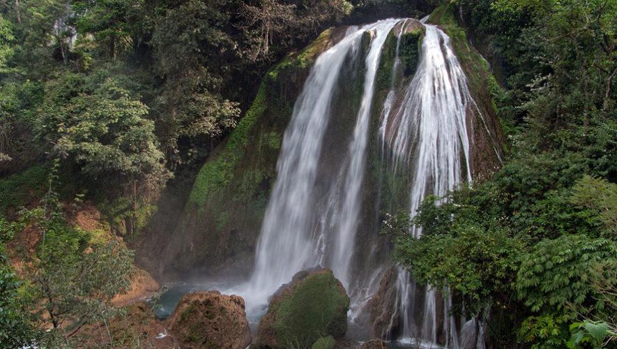 Tour para conocer cascadas en Quiché | Febrero 2018