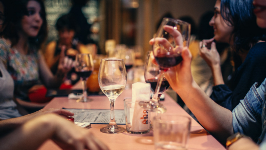 Cata de vinos en restaurante Del Griego | Diciembre 2017