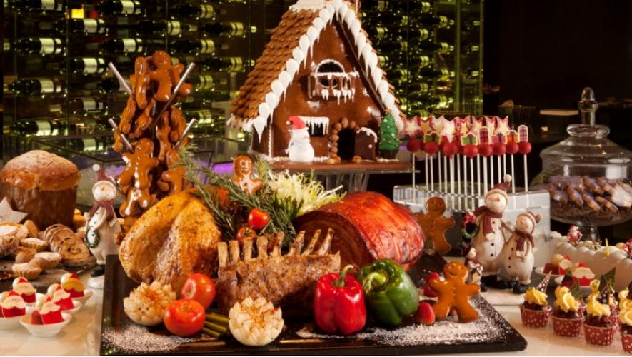 Cena de Nochebuena tipo bufé | Diciembre 2017