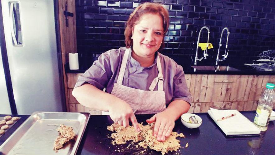 chef guatemalteca destacó por sus platillos en Chile