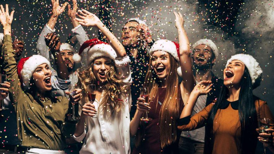 Fiesta de Navidad en Las Vibras De La Casbah | Diciembre 2017