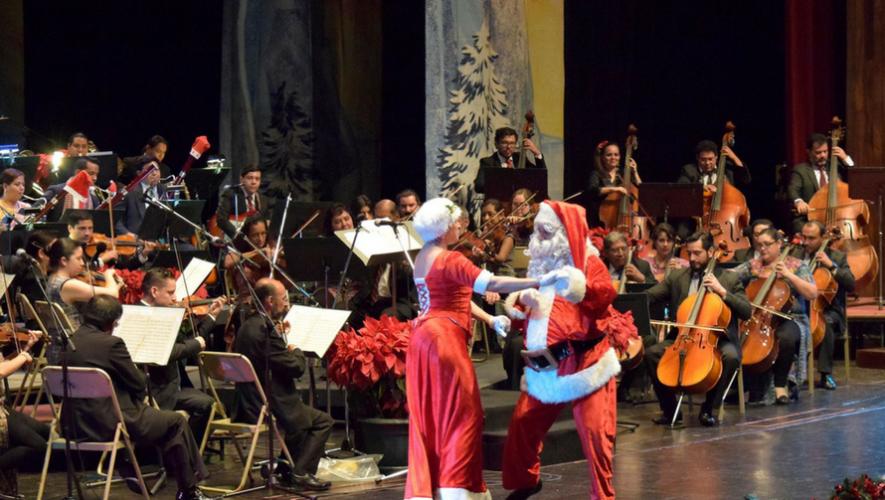 Concierto navideño de la Orquesta Sinfónica Nacional | Diciembre 2017