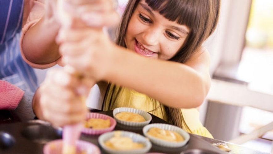 Taller de decoración de cupcakes para niños | Diciembre 2017
