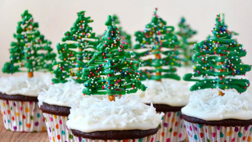 Taller gratuito de cupcakes navideños   Diciembre 2017