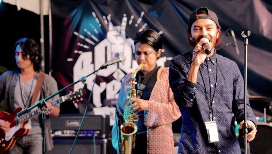 Concierto de De la Rut en Antigua Guatemala | Diciembre 2017