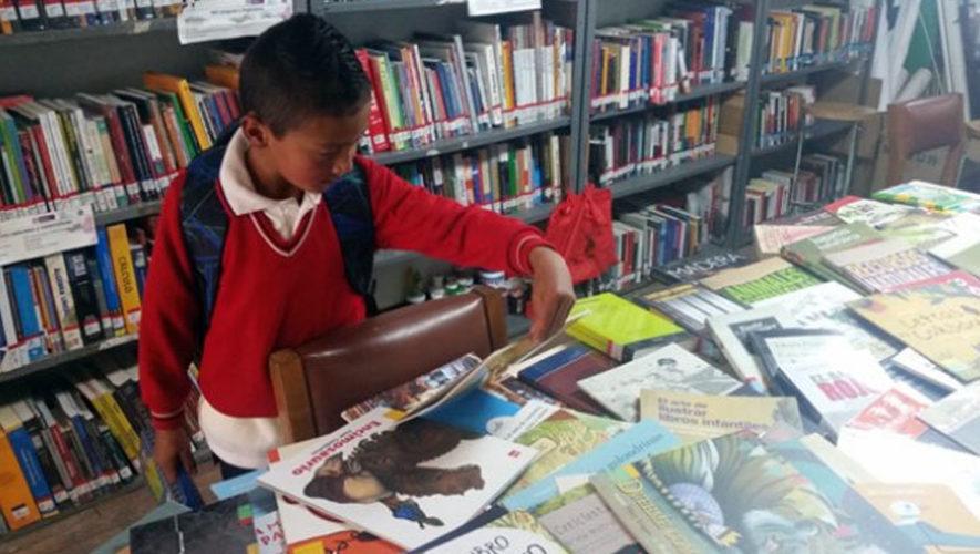 Donación de libros para creación de biblioteca | Diciembre 2017