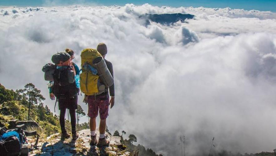 Caminata familiar al Volcán de Agua | Enero 2018