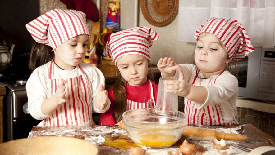 Taller gratuito de galletas para niños en Saúl L'Osteria | Diciembre 2017