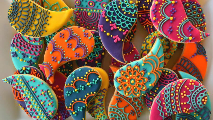 Taller para decorar galletas con Mandalas | Diciembre 2017