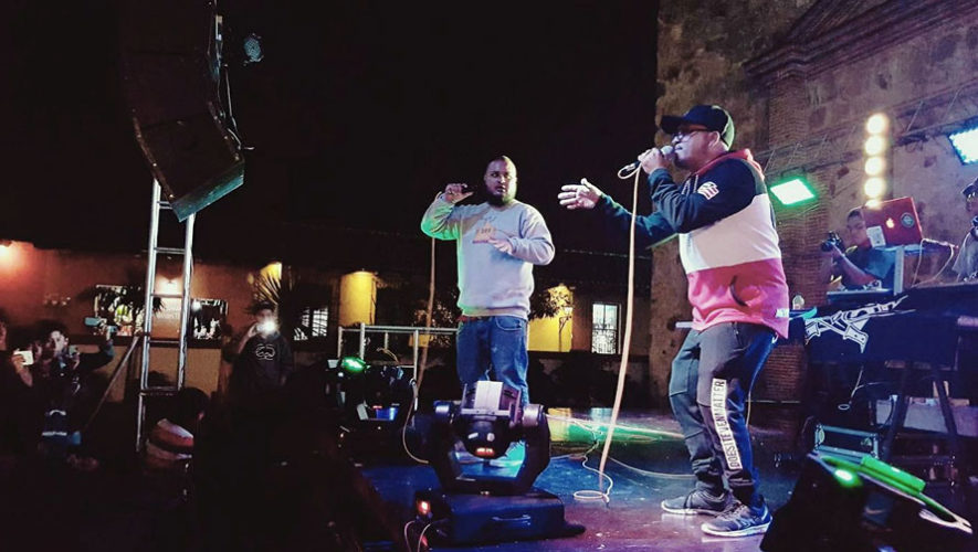 Fiesta de Hip Hop en Centro Histórico | Diciembre 2017