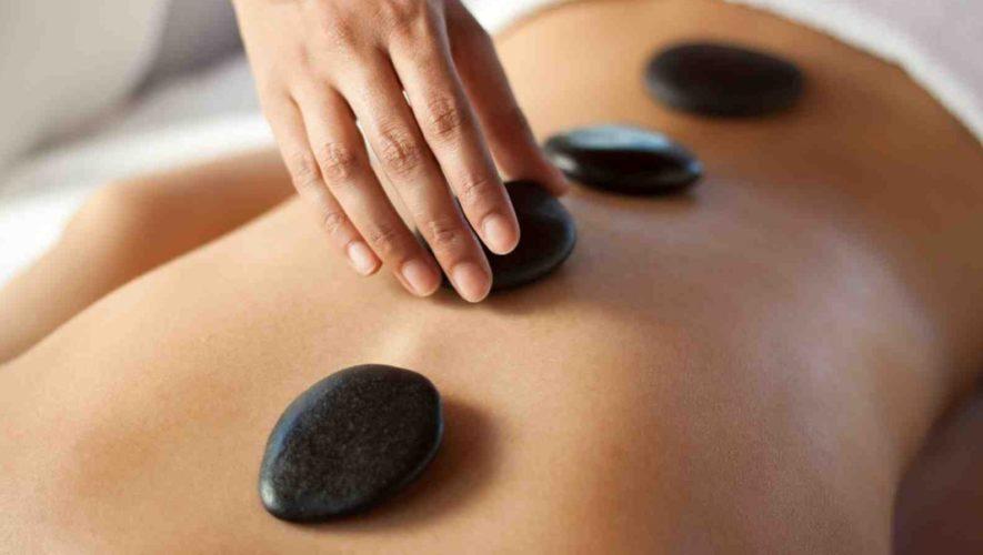 Taller de masajes para eliminar el estrés   Diciembre 2017